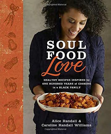 Buy the Soul Food Love cookbook