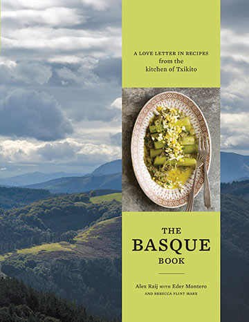 The Basque Book Cookbook