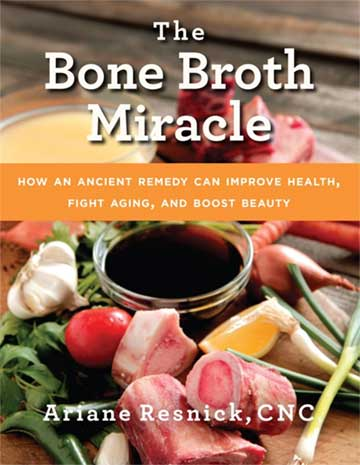 Buy the The Bone Broth Miracle cookbook