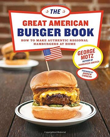 Buy BOOK The Great American Burger Book on Amazon