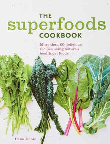 Buy the The Superfoods Cookbook cookbook