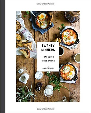 Buy the Twenty Dinners cookbook