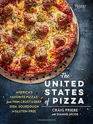 Buy the The United States of Pizza cookbook