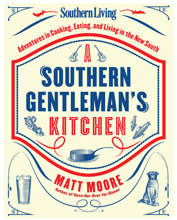 Buy the A Southern Gentleman's Kitchen cookbook