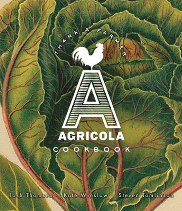 Buy the Agricola Cookbook cookbook