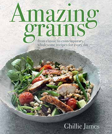 Buy the Amazing Grains cookbook