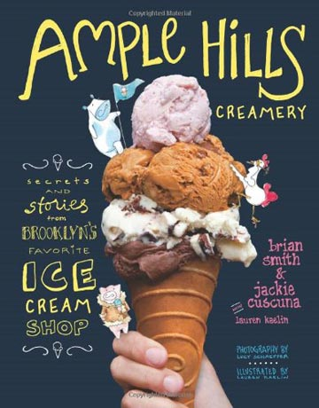 Buy the Ample Hills Creamery cookbook