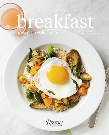 Buy the Breakfast cookbook