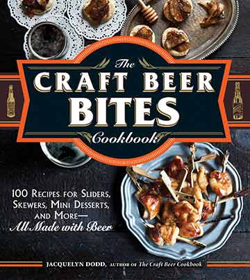 Buy the The Craft Beer Bites Cookbook cookbook