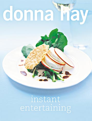 Buy the Instant Entertaining cookbook