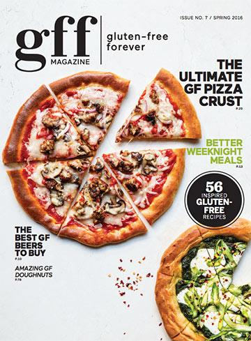 Gluten Free Forever Magazine