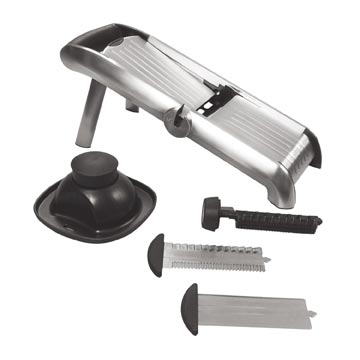 OXO Stainless Steel Chef's Mandoline Slicer