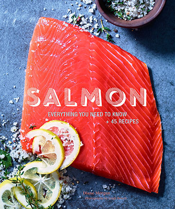 Buy the Salmon cookbook