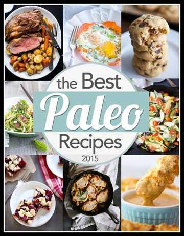 Buy the The Best Paleo Recipes 2015 cookbook