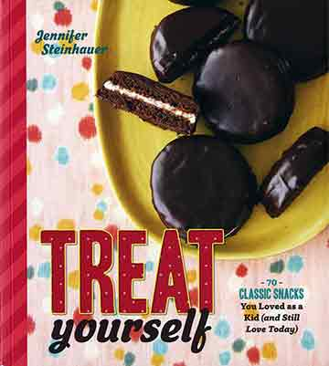 Buy the Treat Yourself cookbook