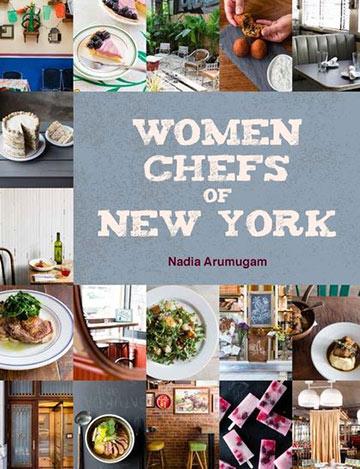 Women Chefs of New York Cookbook