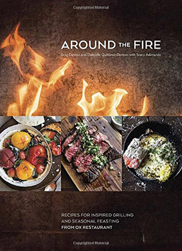 Buy the Around the Fire cookbook