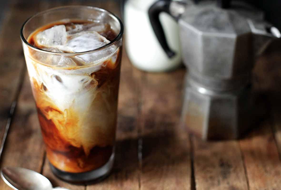 Cold Brew Coffee At Room Temperature
