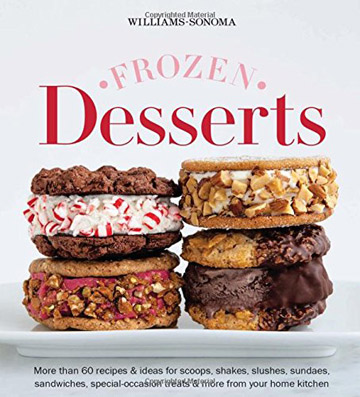 Buy the Frozen Desserts cookbook