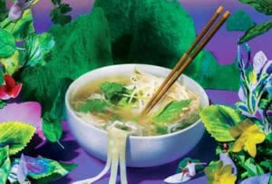 Lucky Peach Pho Issue
