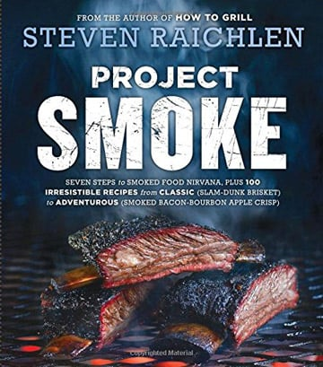 Buy the Project Smoke cookbook
