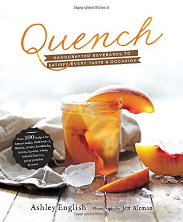 Buy the Quench cookbook