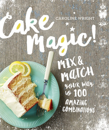 Buy the Cake Magic! cookbook