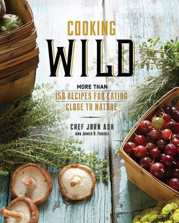 Buy the Cooking Wild cookbook