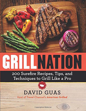 Grill Nation Cookbook