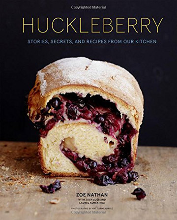 Buy the Huckleberry cookbook