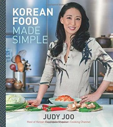 Buy the Korean Food Made Simple cookbook