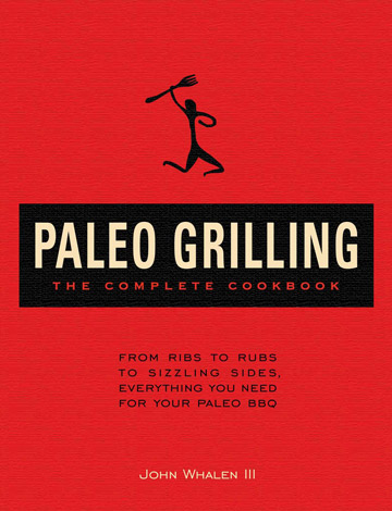 Buy the Paleo Grilling cookbook