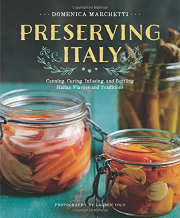 Buy the Preserving Italy cookbook