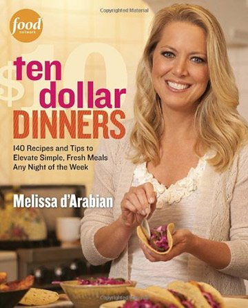 Buy the Ten Dollar Dinners cookbook
