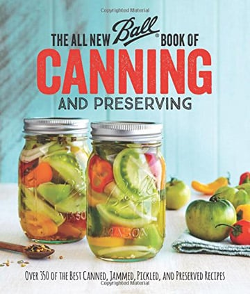 Buy the The All New Ball Book of Canning and Preserving cookbook