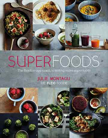 Buy the Superfoods cookbook