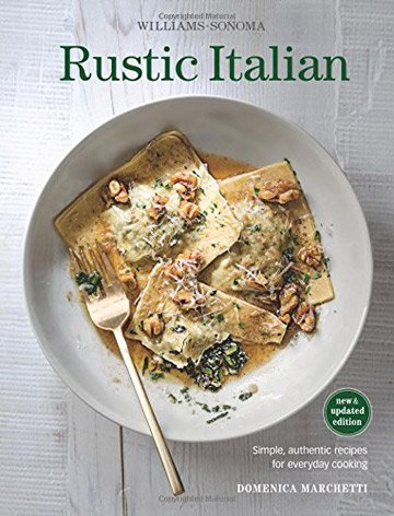 Buy the Rustic Italian cookbook