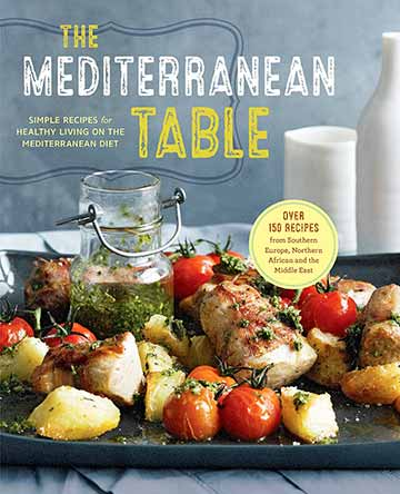 The Mediterranean Table Cookbook