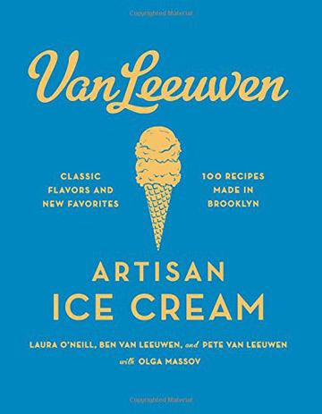 Van Leeuwen Artisan Ice Cream Cookbook