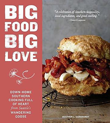Buy the Big Food Big Love cookbook