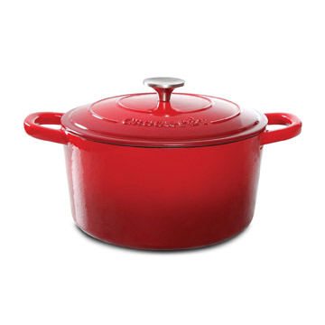 Crock-Pot Cast Iron Dutch Oven
