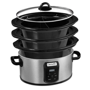 Crock-Pot Choose-A-Crock Slow Cooker