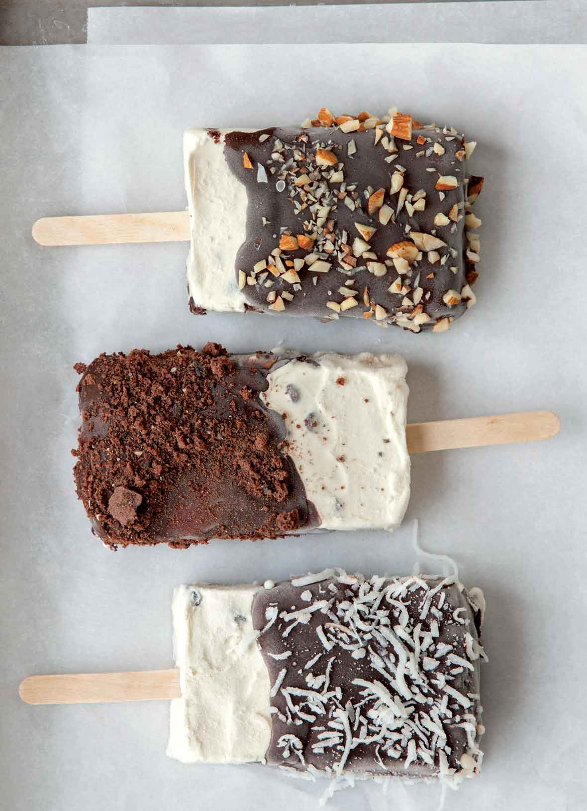 Images Of Ice Cream Bars Homemade Ice Cr...