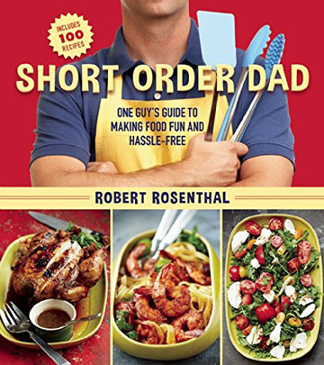 Buy the Short Order Dad cookbook