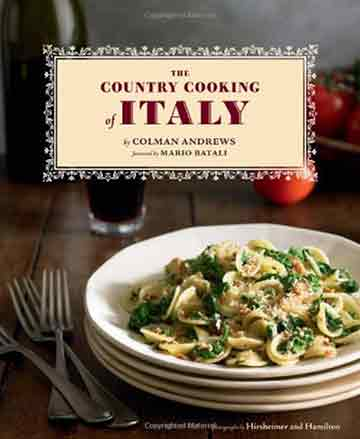 Buy the Country Cooking of Italy cookbook