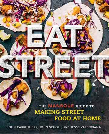 Buy the Eat Street cookbook