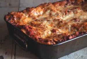 Eggplant Lasagne Bolognese