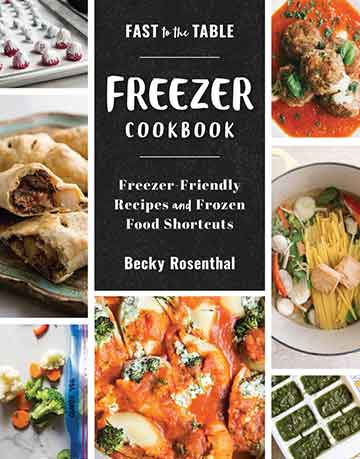 Buy the Fast to the Table Freezer Cookbook cookbook