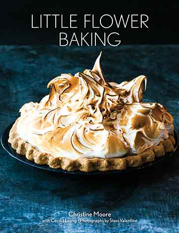 Buy the Little Flower Baking cookbook