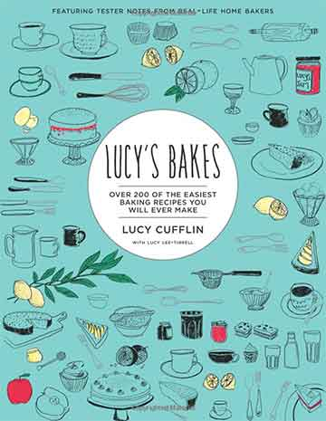 Buy the Lucy's Bakes cookbook